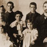 Lake family 1908